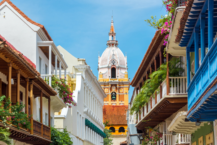 Columbia, South America, cheap flights, cruise deals, holiday packages, tours, travel insurance